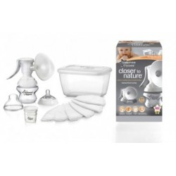 TOMMEE TIPPEE SACALECHES MANUAL CLOSER TO NATURE