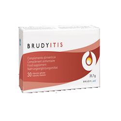 BRUDY ITIS 30 CAPSULAS