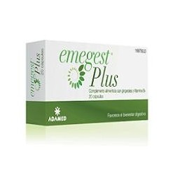 EMEGEST PLUS 20 CAPSULAS
