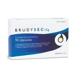 BRUDY SEC 1,5 G 90 CAPSULAS