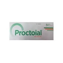 PROCTOIAL GEL APLICADOR RECTAL 30 ML