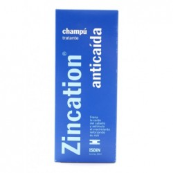 ZINCATION CHAMPU ANTICAIDA 200 ML