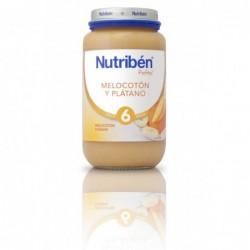 POTITO NUTRIBEN GRANDOTE MELOCOTON PLATANO 250 GR