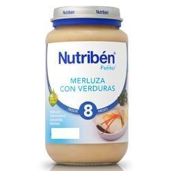 POTITO NUTRIBEN GRANDOTE MERLUZA VERDURAS 250 GR