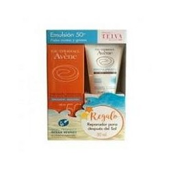 AVENE EMULSION SOLAR SPF 50+ 50 ML + REGALO