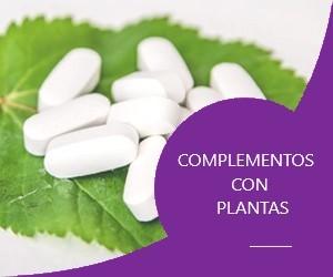 Complementos con plantas