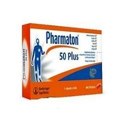 PHARMATON COMPLEX 50 PLUS 60 CAPSULAS