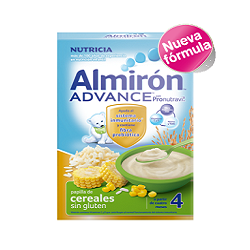 ALMIRON ADVANCE CEREALES SIN GLUTEN 600 G