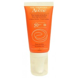 AVENE CREMA SOLAR COLOREADA SPF 50+ 50 ML