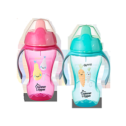 TOMMEE TIPPEE VASO EASY DRINK +6M 230 ML