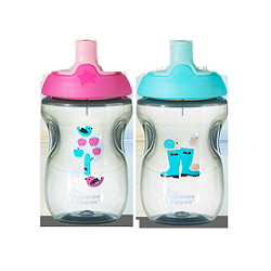 TOMMEE TIPPEE BOTELLA ACTIVE SPORTS 12M+ 300 ML