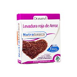 LEVADURA ROJA DE ARROZ NUTRABASICS 30 CP