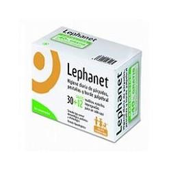 LEPHANET 30 TOALLITAS + 12 GRATIS