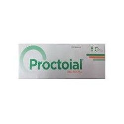 PROCTOIAL GEL APLICADOR RECTAL 30 ML