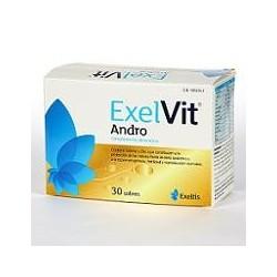 EXELVIT ANDRO 30 SOBRES