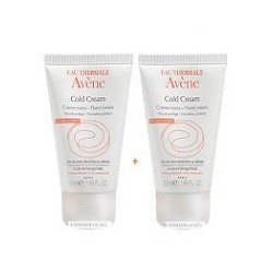 AVENE COLD CREAM CREMA MANOS DUPLO 2 X 50 ML