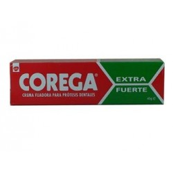 COREGA CREMA CON SABOR 40 GRAMOS