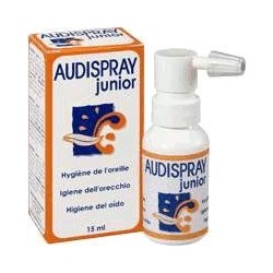 AUDISPRAY JUNIOR HIGIENE OIDO 15 ML