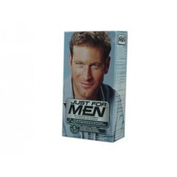 JUST FOR MEN COLORANTE CASTAÑO CLARO CHAMPU 30 ML