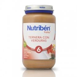 POTITO NUTRIBEN GRANDOTE TERNERA VERDURA 250 GR