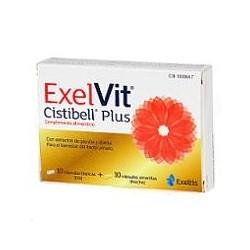 EXELVIT CISTIBELL PLUS 20 CAPSULAS