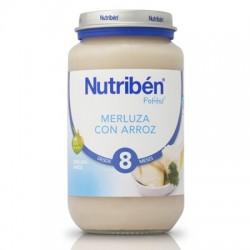 POTITO NUTRIBEN GRANDOTE MERLUZA ARROZ 250 GR