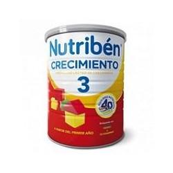 NUTRIBEN CRECIMIENTO LECHE 800 GRAMOS
