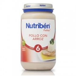 POTITO NUTRIBEN GRANDOTE POLLO ARROZ 250 GR